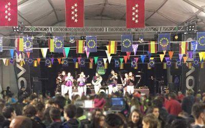 Convocatoria colaboración 2019/2020 Peñas Festivas de Nuevo Baztán