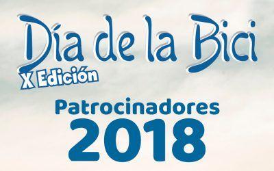 Patrocinadores Día Bici de Nuevo Baztán 2018