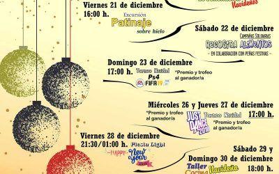 Navidad 2018/2019 en la Casa de la Juventud