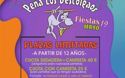 """Peña de la Casa de la Juventud """"Los Descolgaos"""""""