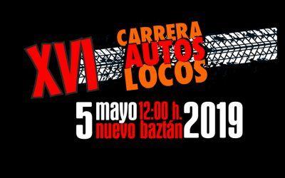 XVI Carrera de Autos Locos