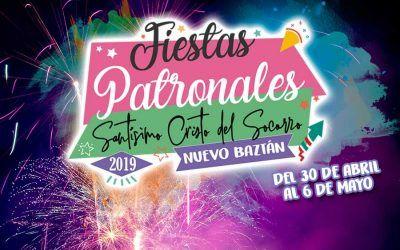 Programación Fiestas Patronales 2019
