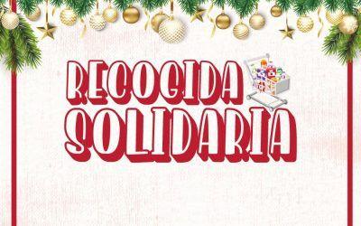 Recogida Solidaria a cargo de las Peñas Festivas de Nuevo Baztán y la Casa de la Juventud