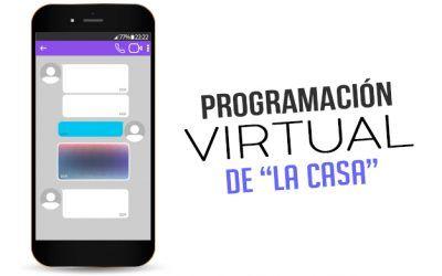 Cada día se unen más a la Programación Virtual de la Casa de la Juventud de Nuevo Baztán