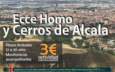 Ruta senderista por Cerros de Alcalá y Ecce-Homo