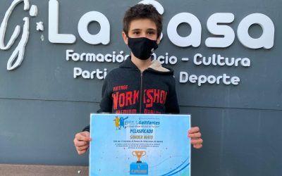 Entrega de los premios de las actividades desarrollados por la Casa de la Juventud durante el confinamiento
