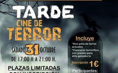 Halloween de Cine en la Casa de la Juventud