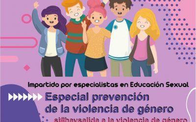 Taller formativo sobre Prevención de la Violencia de contra la Mujer en la Casa de la Juventud