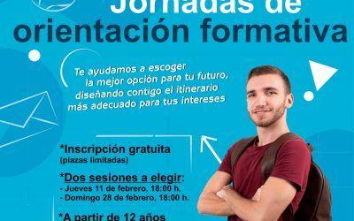 Jornadas de Orientación Formativa en La Casa de la Juventud