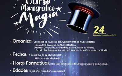 Curso de Magia y Animación Sociocultural