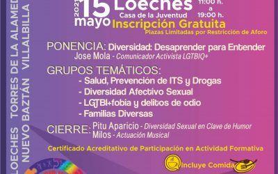 Encuentro Juvenil sobre Diversidad Afectivo-Sexual